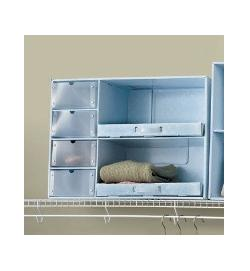 closet shelf organizer